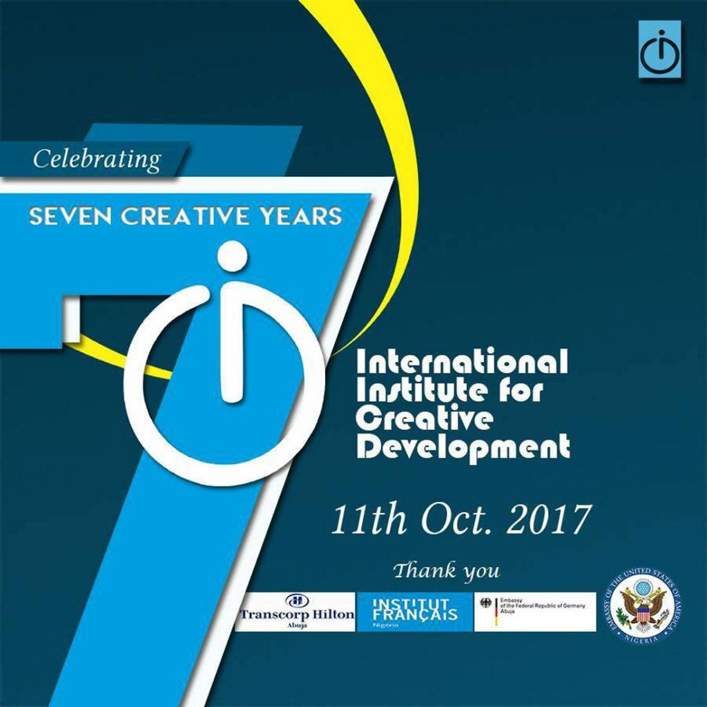 IICD celebrates 7 Creative Years of Existence in Abuja