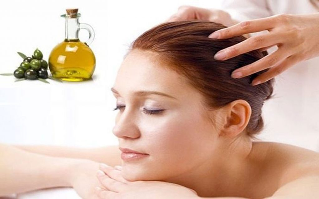 5 Good oils for Healthy Hair