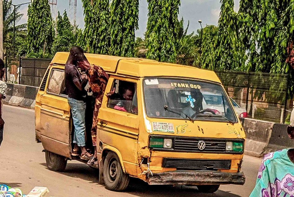 My experience with one-chance robbery gang (Lagos, Nigeria)