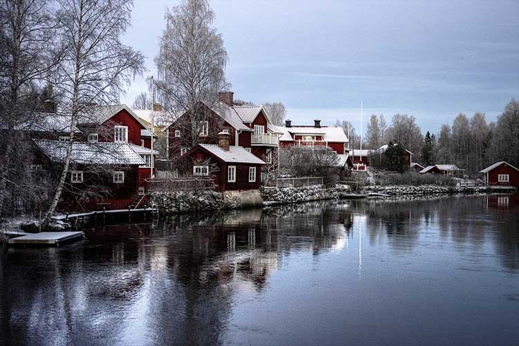 My 'Trip' to Sweden – Chronicles of a Virtual Traveler